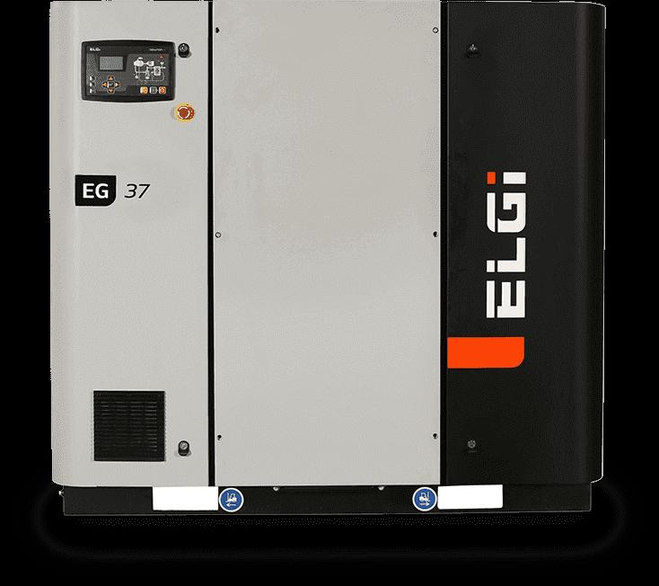 Air compressor for auto garages
