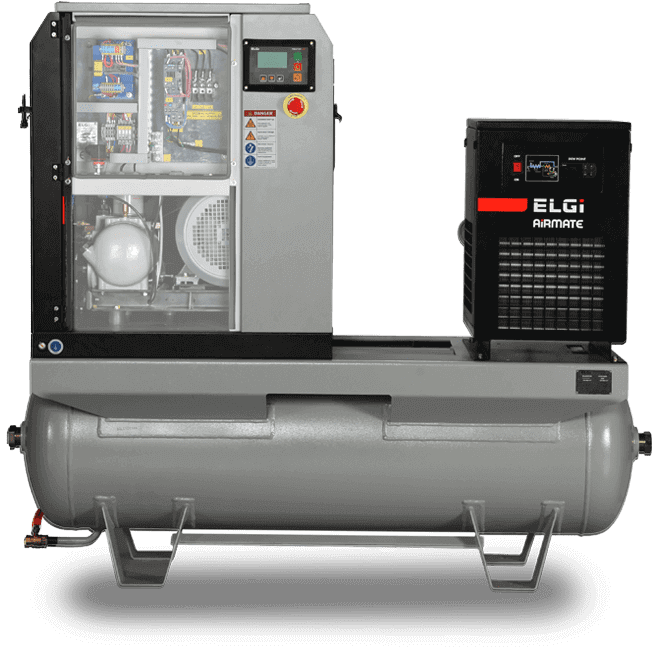 Air Compressors for Paper