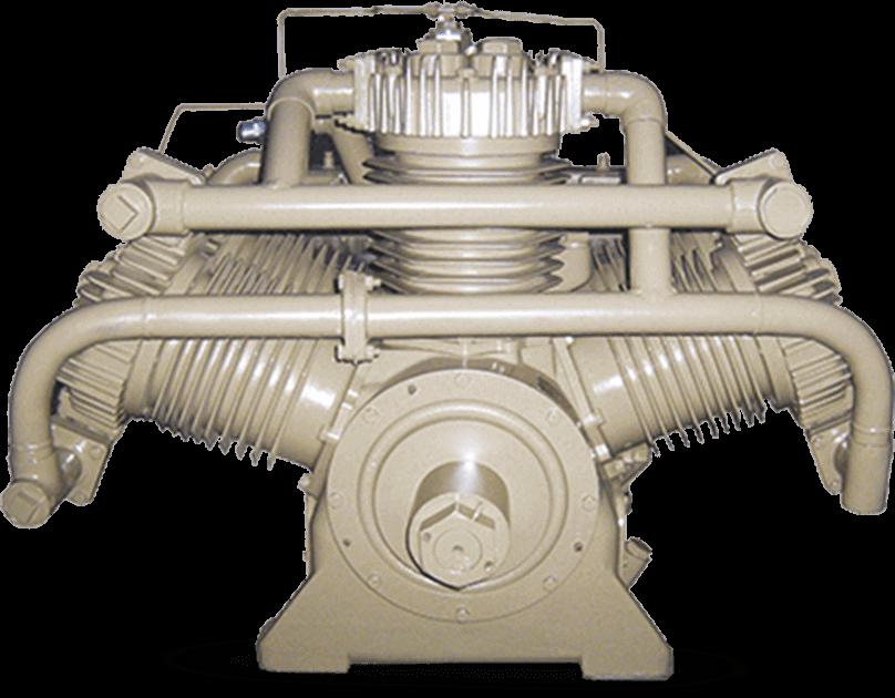 diesel locomotive railway compressor