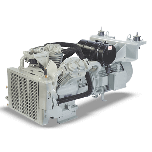 ELGi RR20100CC railway air compressor