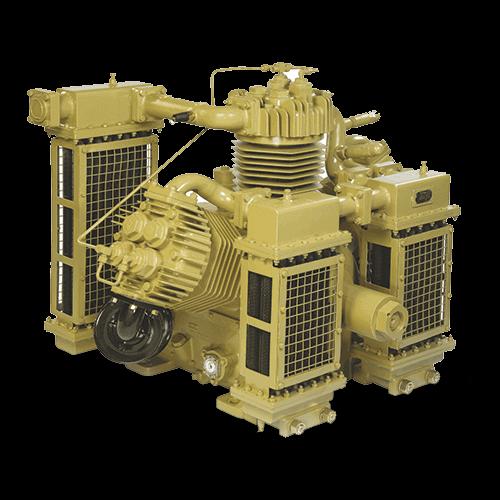 ELGi RR 80101 railway compressor