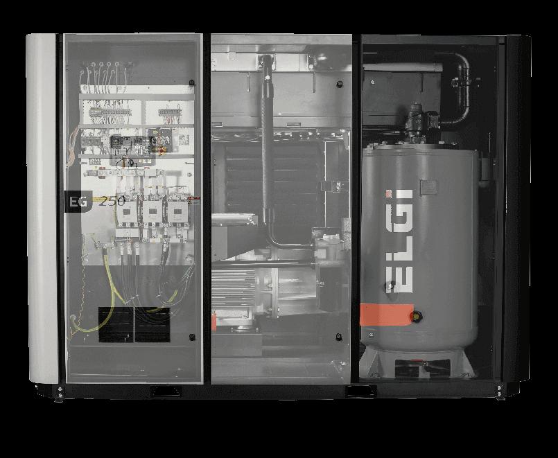 Paper Industry Air Compressor