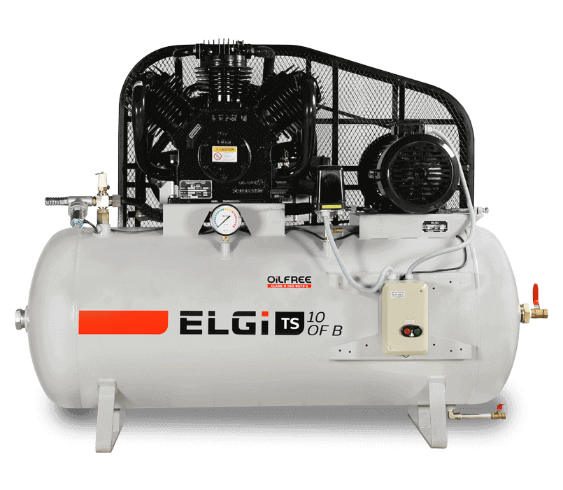 Air Compressor for Packaging Industry