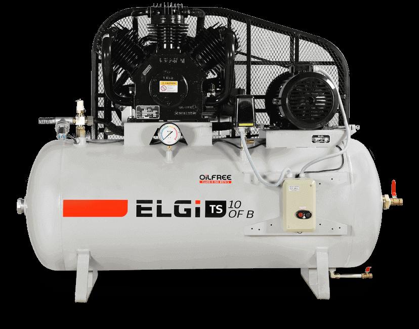 5-15HP two stage piston compressor