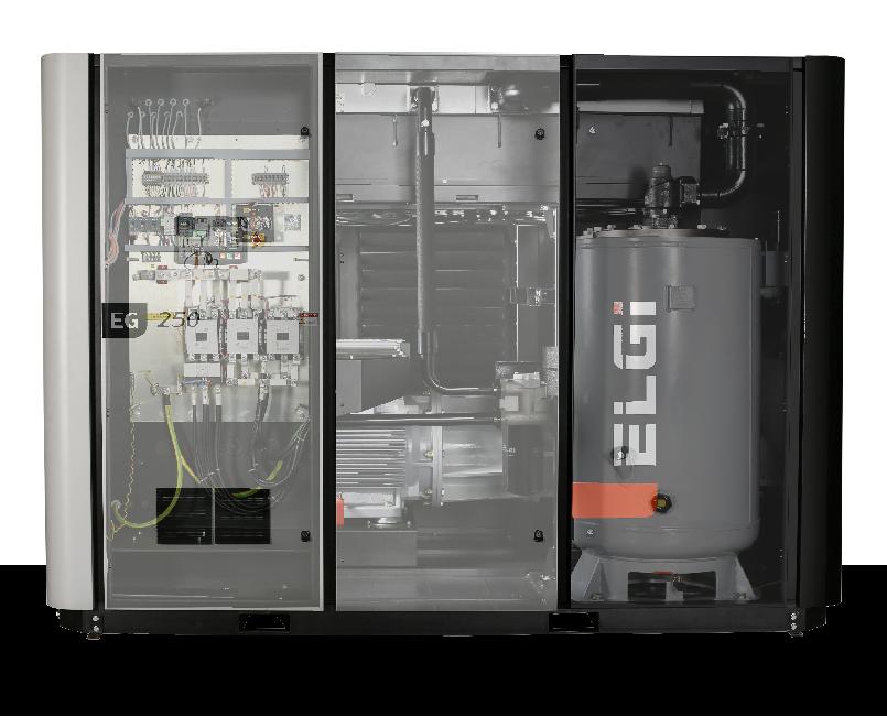 EG series compressor Brazil