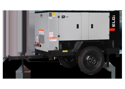 Electric portable compressor Brazil