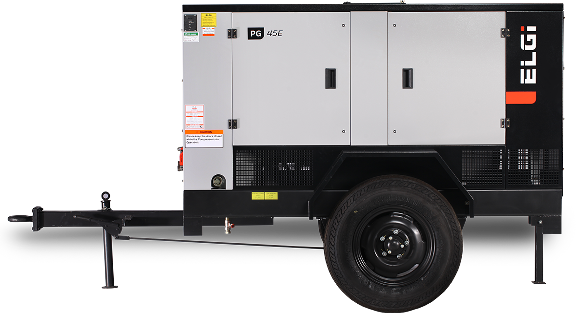 Electric Powered Screw Compressors