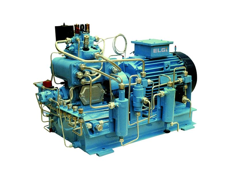 Custom Built Air Compressor