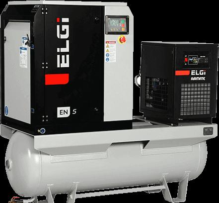 Oil Lubricated Air Compressor Indonesia