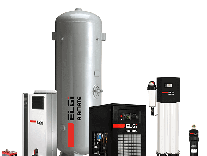 Air Compressor Spare Parts Indonesia