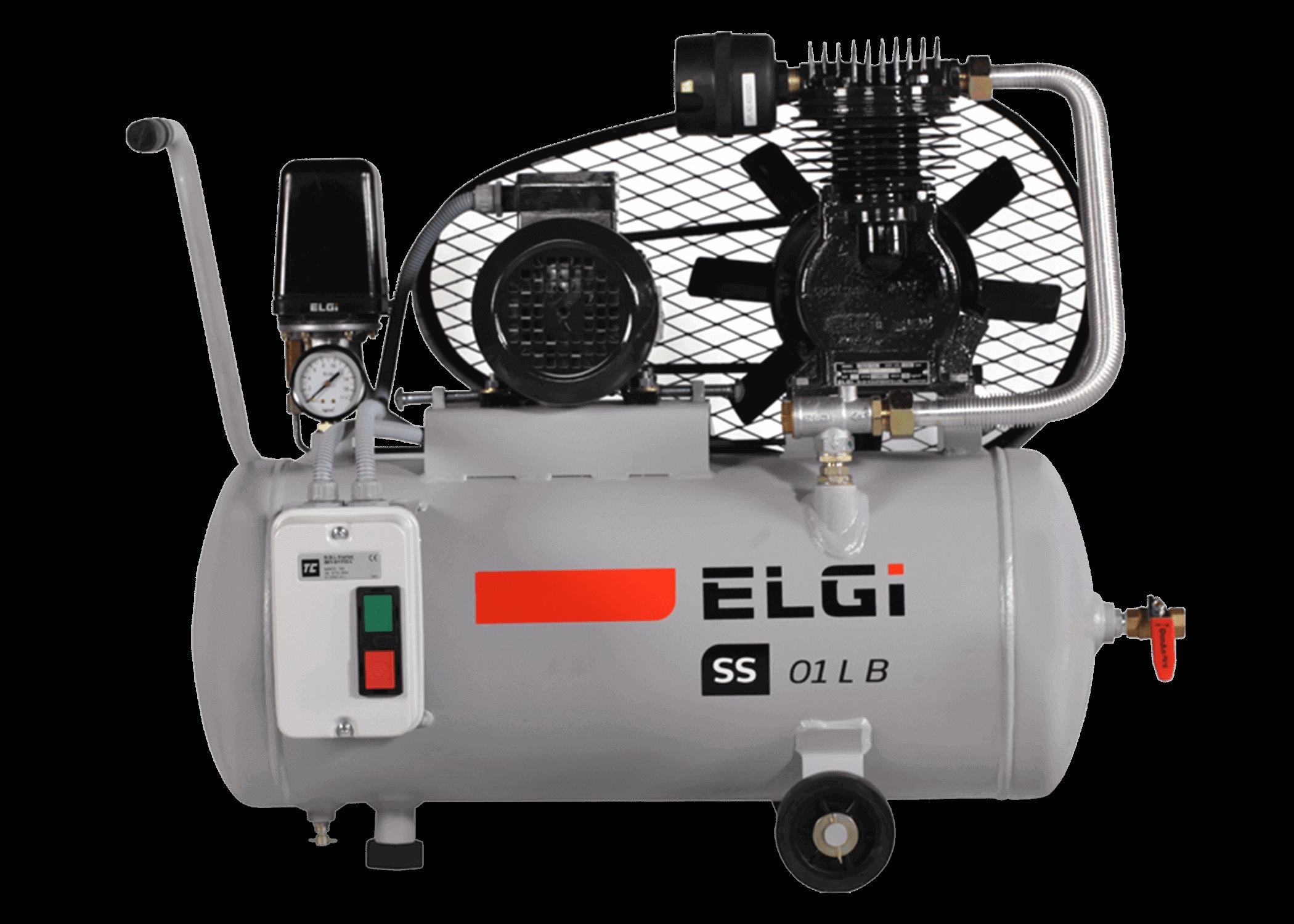 Air Compressor for Garage Industry