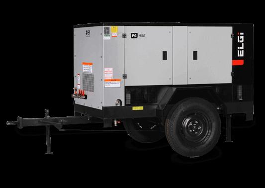 Electric portable compressor Indonesia