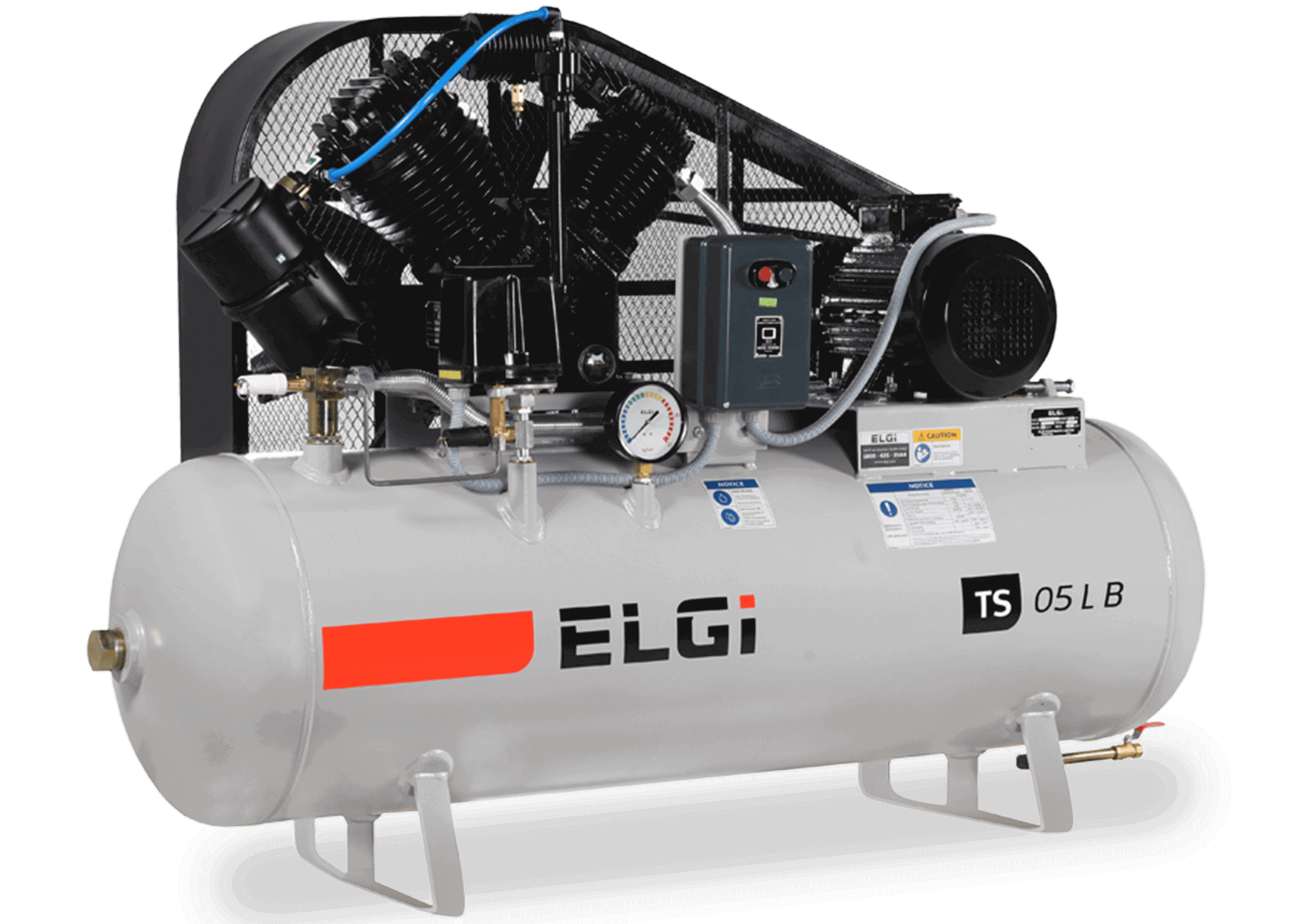 Single stage Screw Compressor for wood working industry