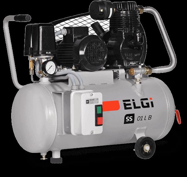 1-3HP Belt Drive Reciprocating Compressors
