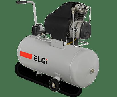 oil free piston air compressor for fermenters