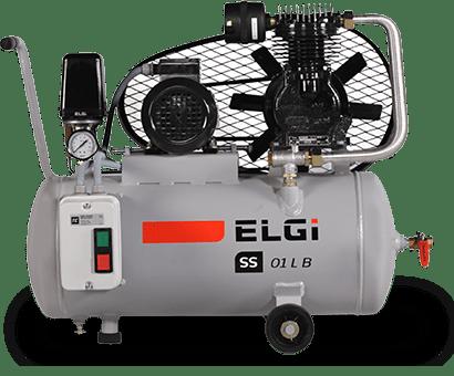 air compressor for utility air in petrol pumps