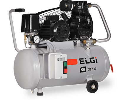 air compressor for small manufacturing workshops