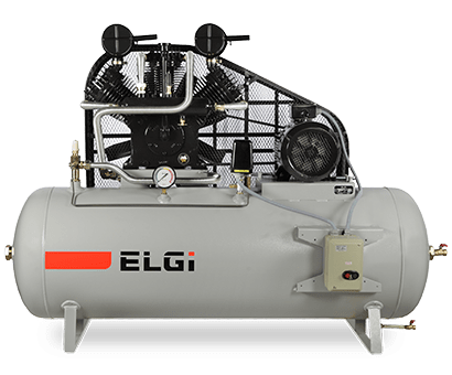 air compressor for small and medium fabric units