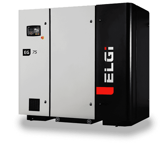 Elgi EG Series Screw Air Compressors (11-250 kW)