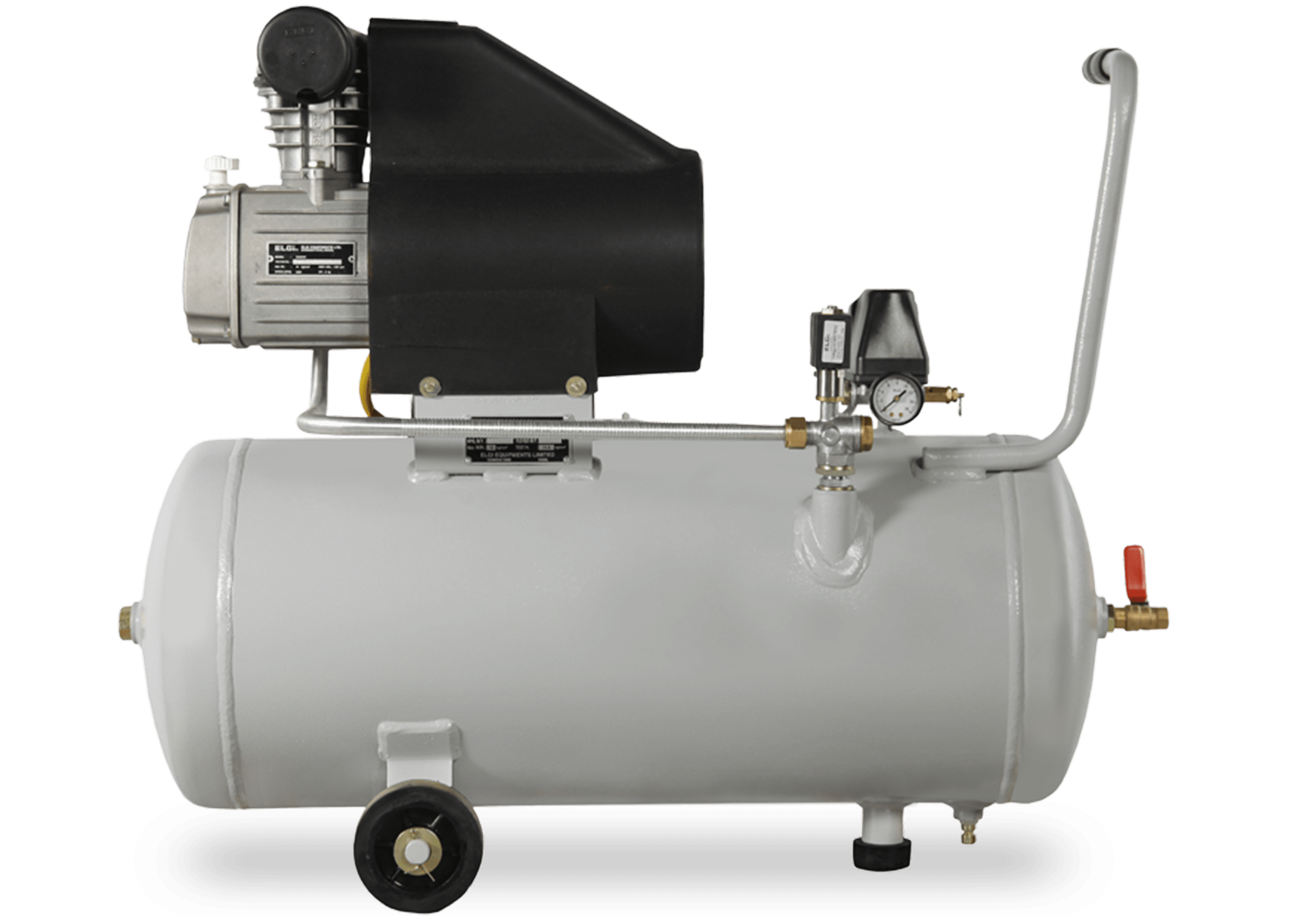 air compressor for cycle shops and garages