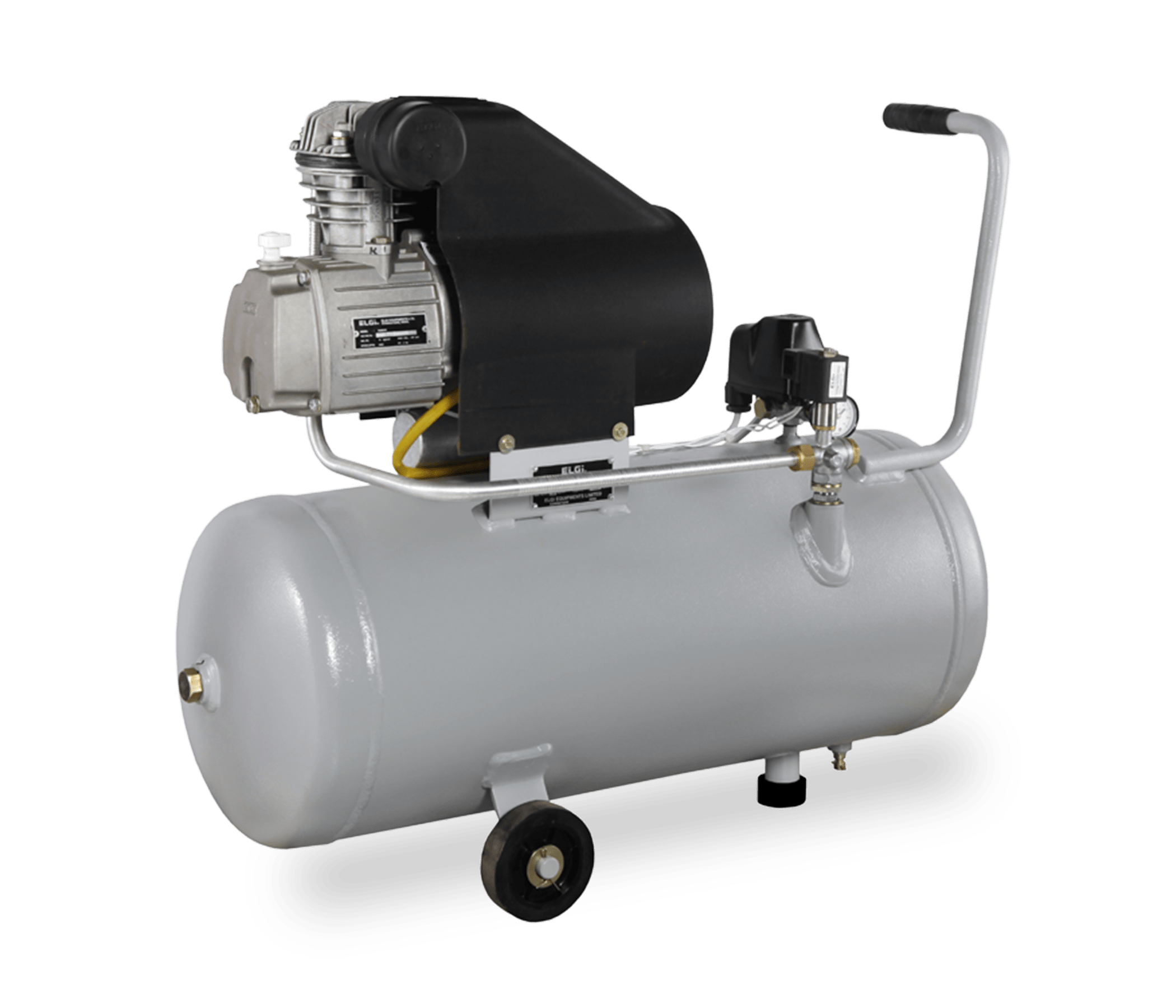 air compressor for small machine shops & fabrication workshops