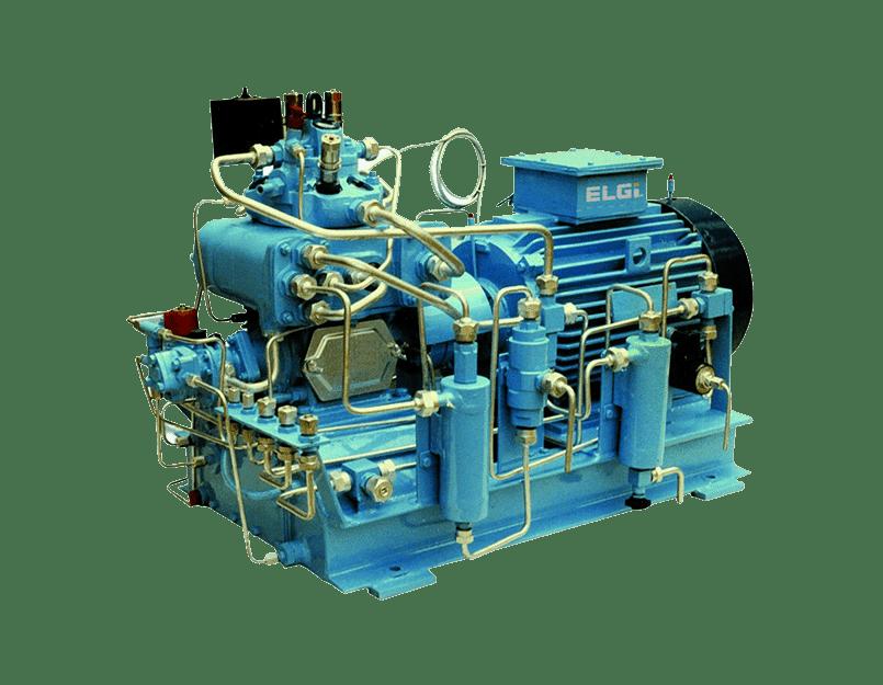 Custom Build Air Compressors