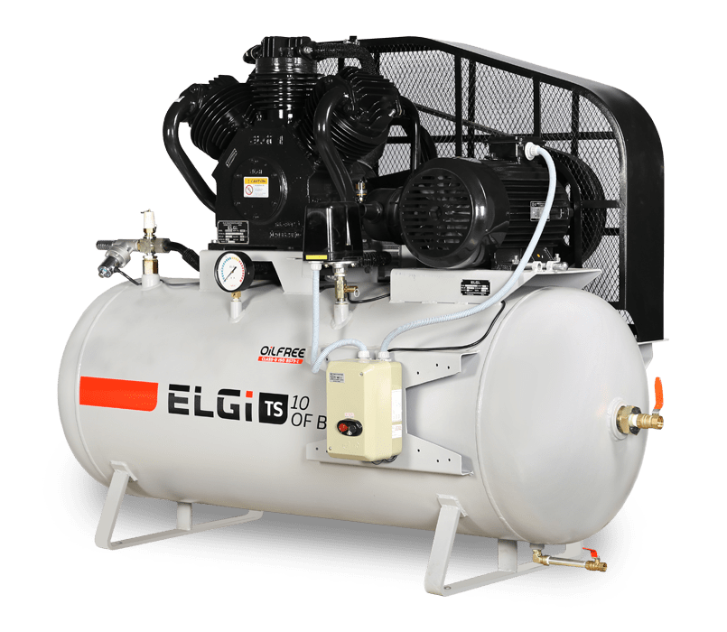 oil free air compressors for printing equipment