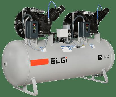 air compressor for paint shop