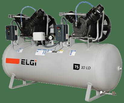 air compressor for CNC operations