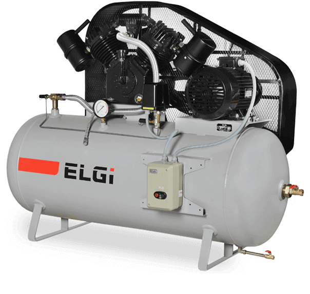Reciprocating Air Compressor for Wood Working