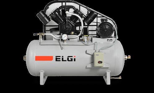 single & two stage piston compressor