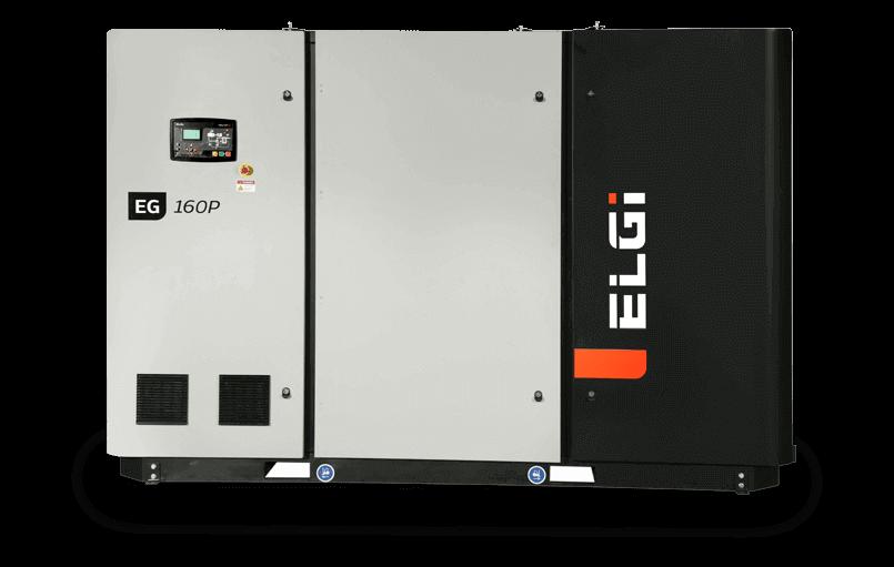 screw air compressor for machine tool shops