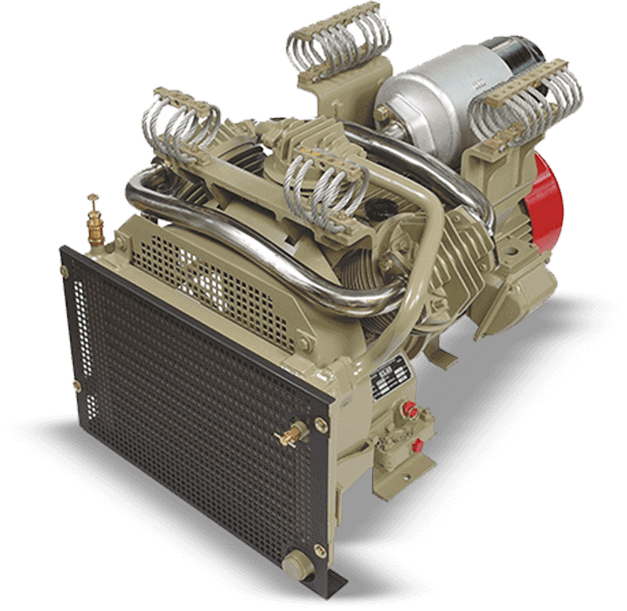 electric multiple unit railway compressor