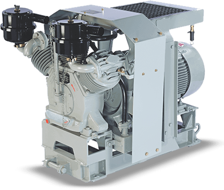 electric locomotive railway compressor