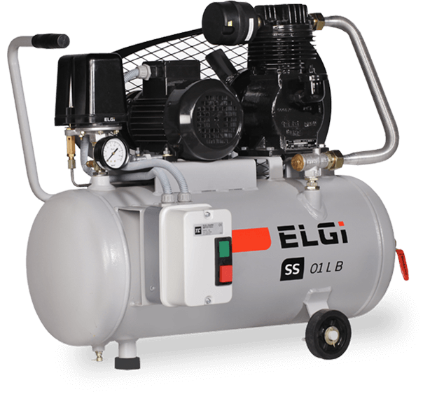 Single Stage Air Compressor for Small Manufacturing Workshops